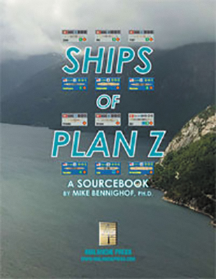 Second World War At Sea: Ships Of Plan Z Box Front