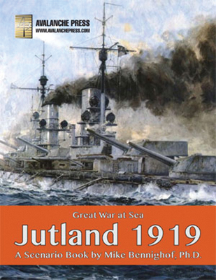 Great War At Sea: Jutland 1919 Box Front