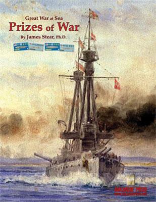 Great War At Sea: Prizes Of War Game Box