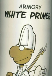 Paint: Armory Spray Primer (white) Game Box