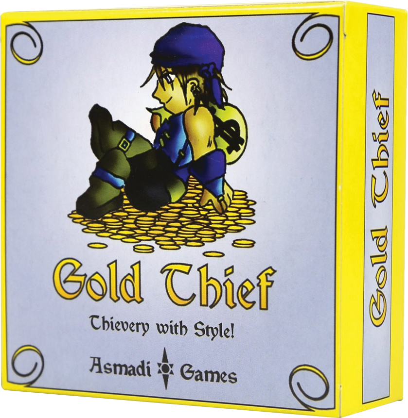 Gold Thief Box Front