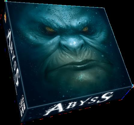 Abyss - Blue Box Front