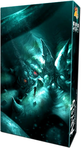 Abyss: Kraken Expansion Box Front
