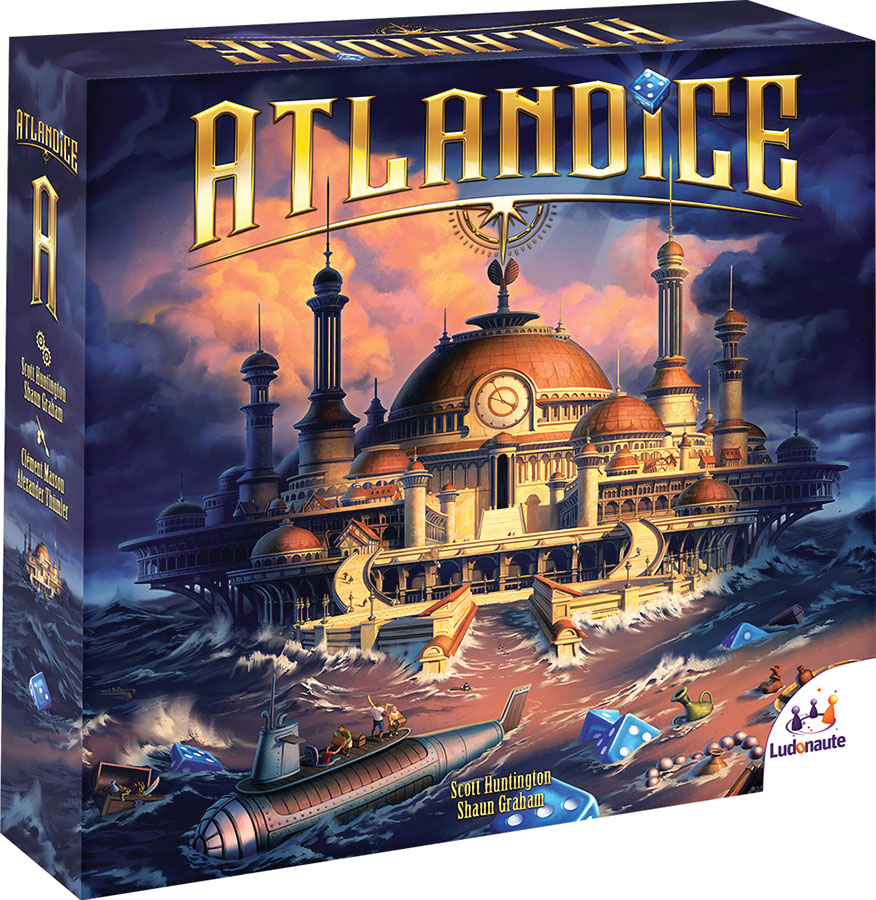 Atlandice Game Box
