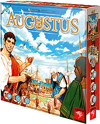 Rise Of Augustus Box Front
