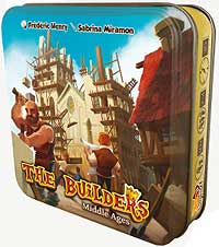 The Builders: Middle Ages (stand Alone) Box Front