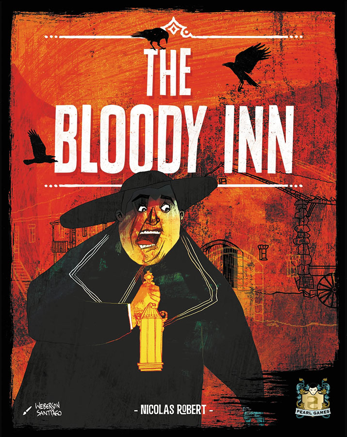 The Bloody Inn Box Front