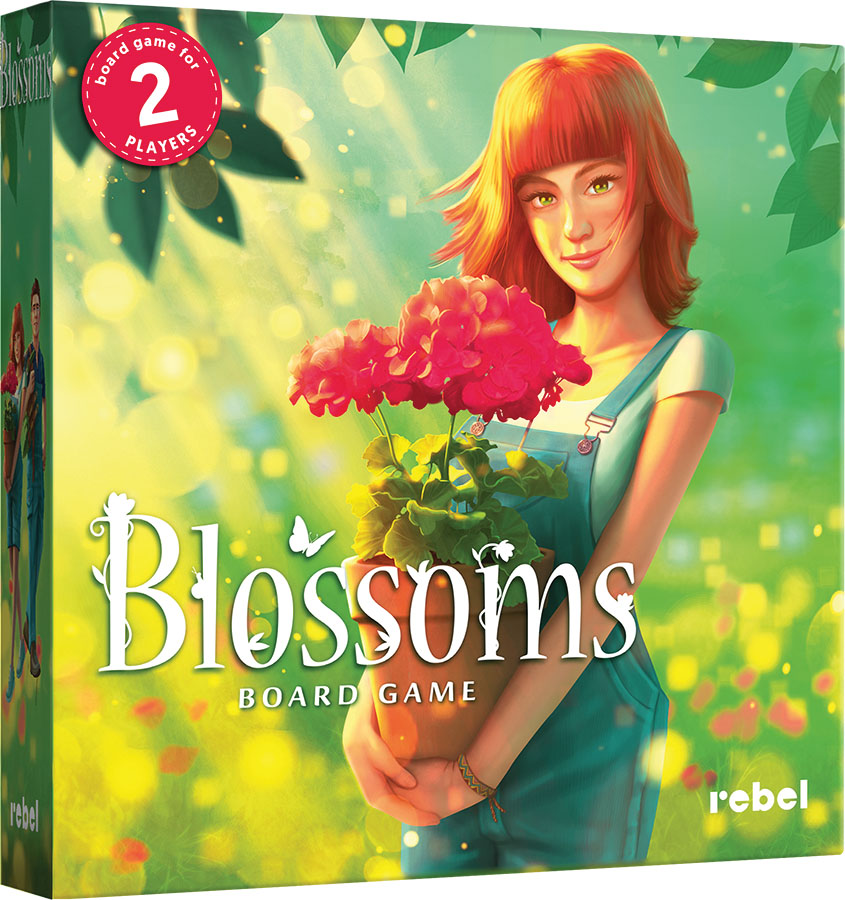 Blossoms Game Box