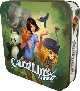 Cardline Animals Box Front