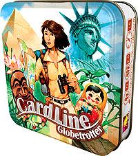 Cardline: Globetrotter Box Front