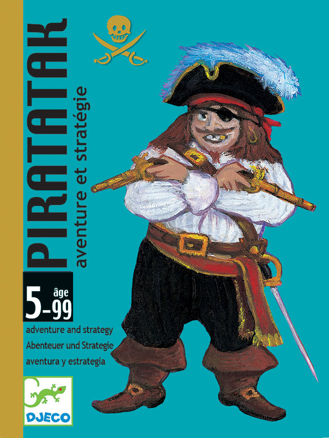 Piratatak Game Box