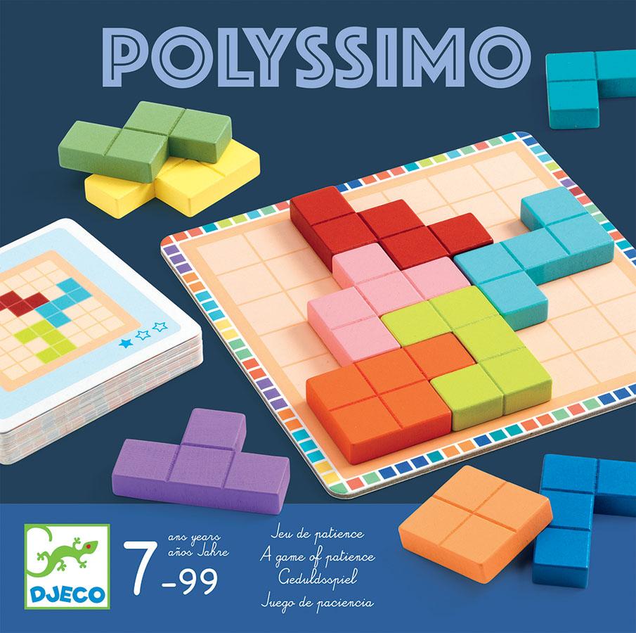 Polyssimo Game Box
