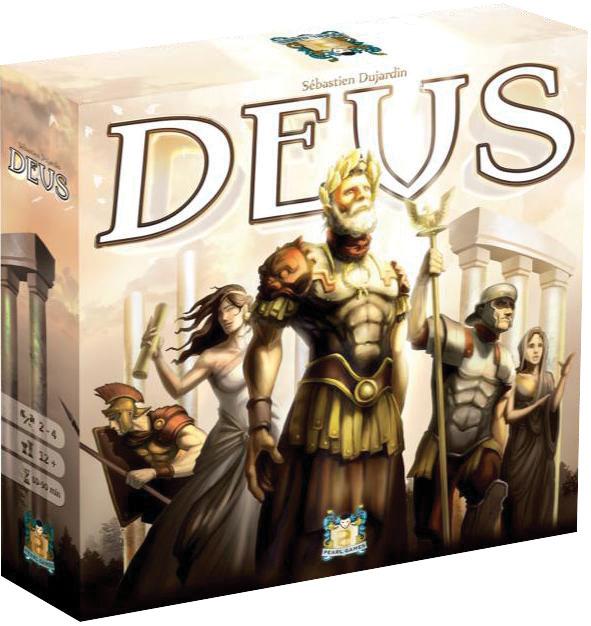 Deus Box Front