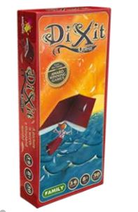 Dixit: Quest Expansion Box Front