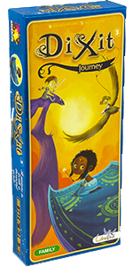Dixit: Journey Expansion Box Front