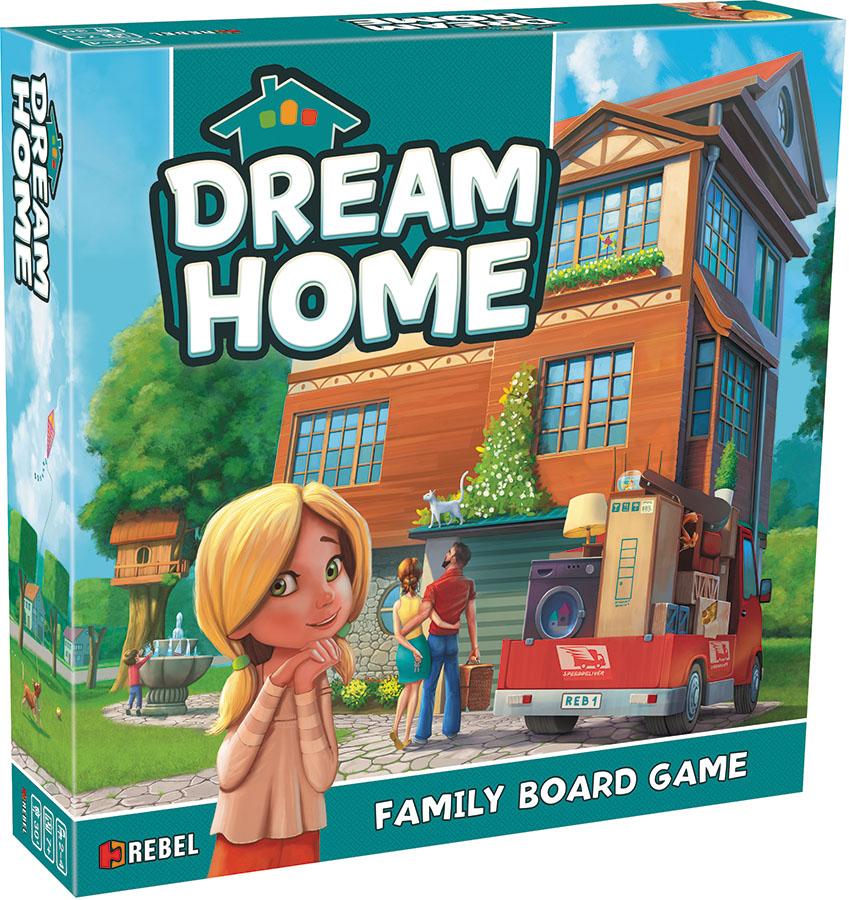 Dream Home Box Front