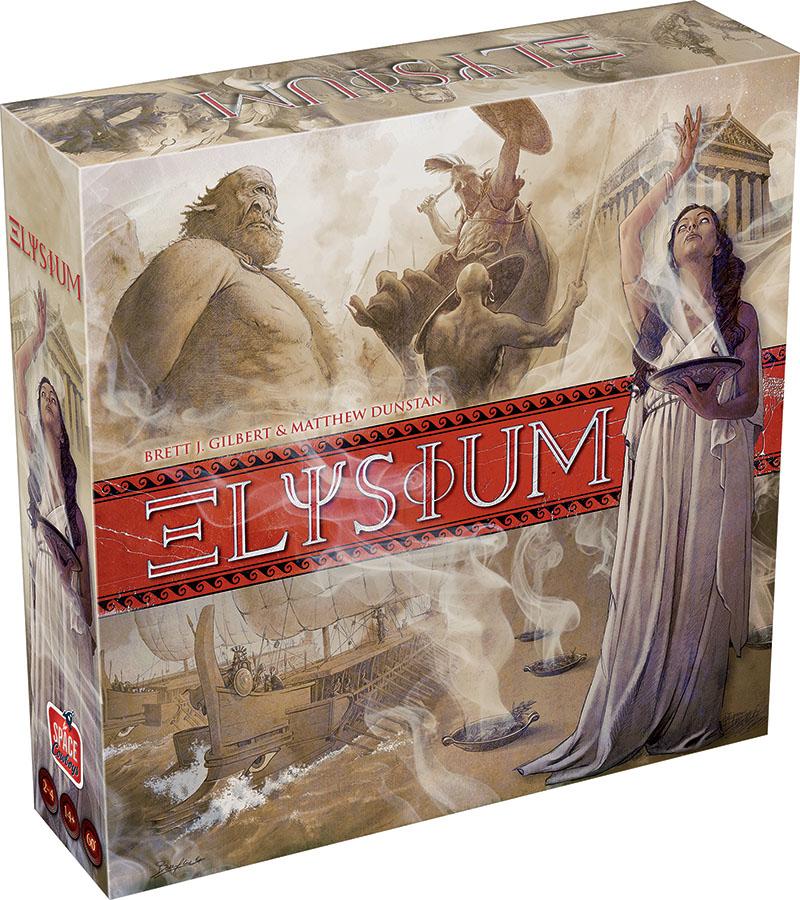 Elysium Box Front
