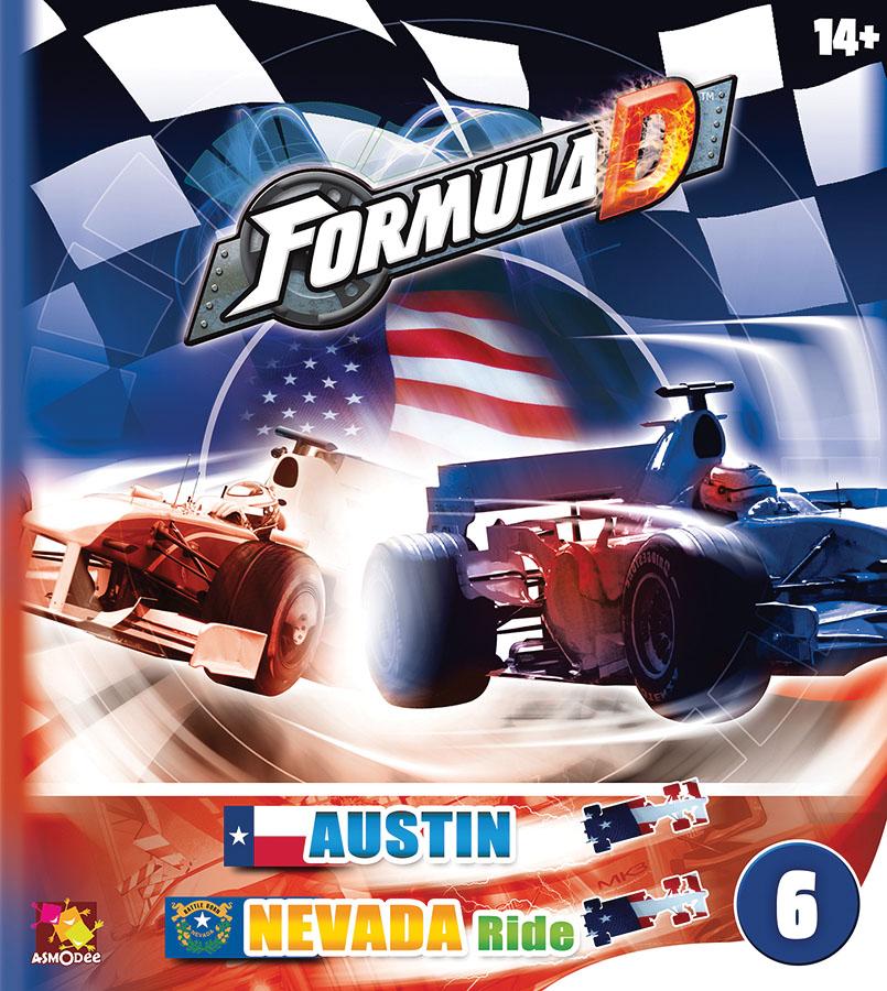 Formula D: Expansion 6 - Austin/nevada Ride Box Front
