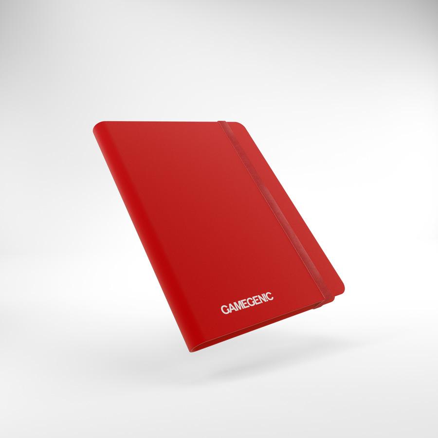 Casual Album: 18-pocket Red Side-loading