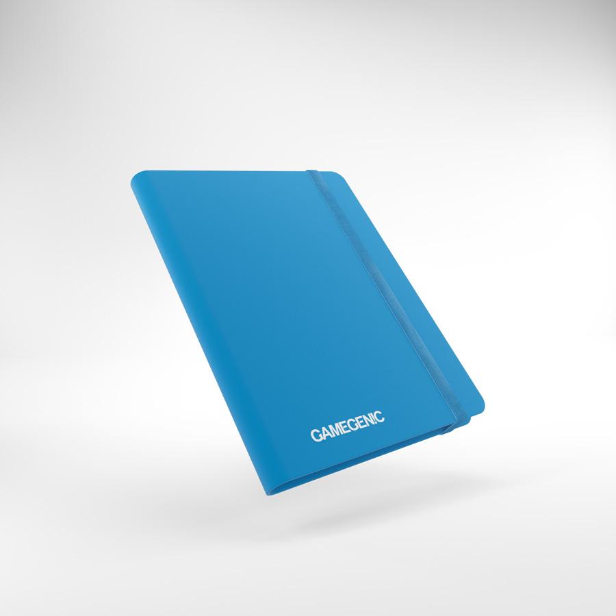 Casual Album: 18-pocket Blue Side-loading