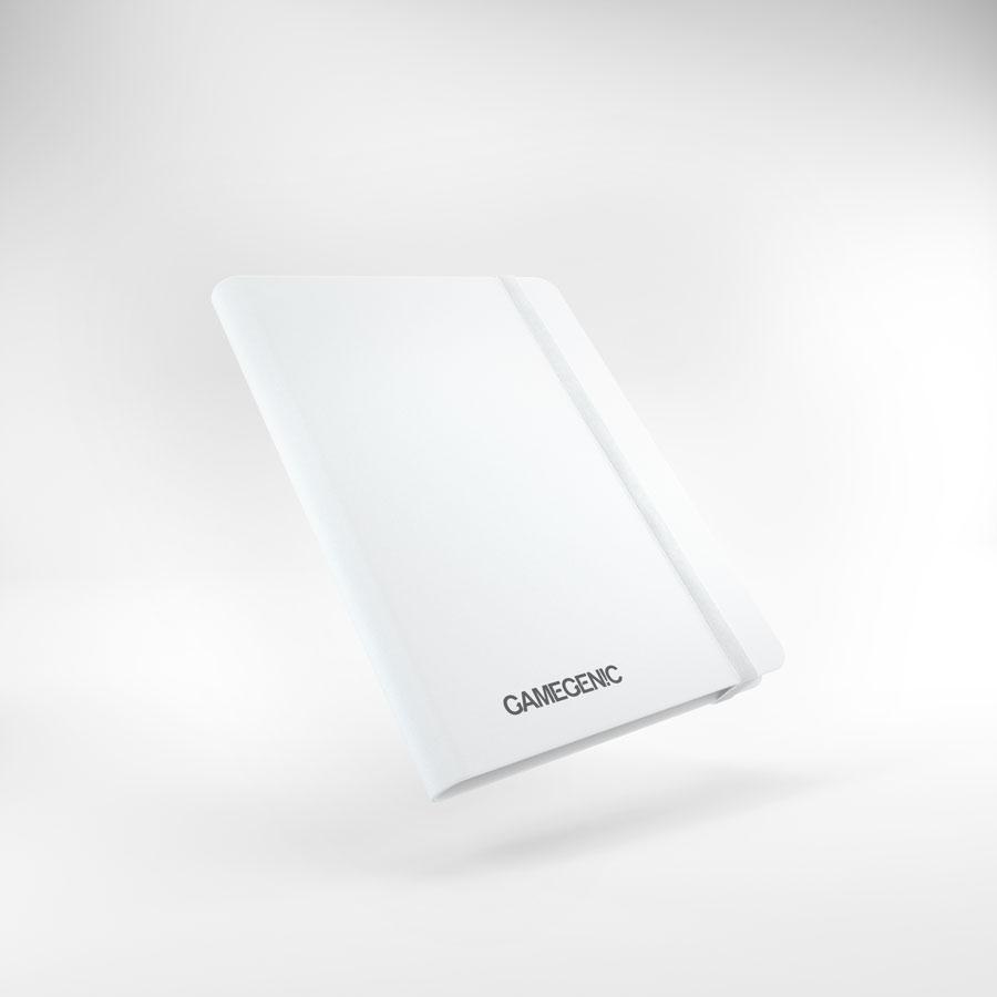 Casual Album: 18-pocket White Side-loading