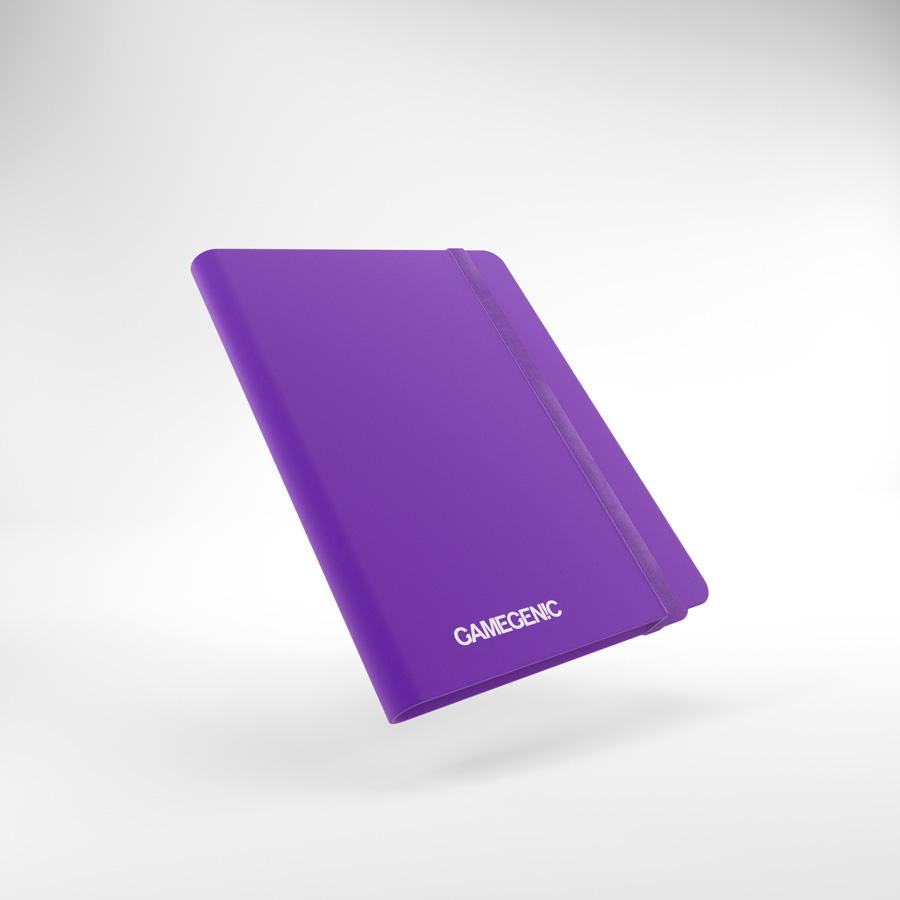 Casual Album: 18-pocket Purple Side-loading