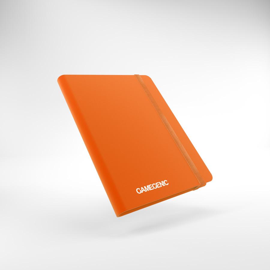 Casual Album: 18-pocket Orange Side-loading
