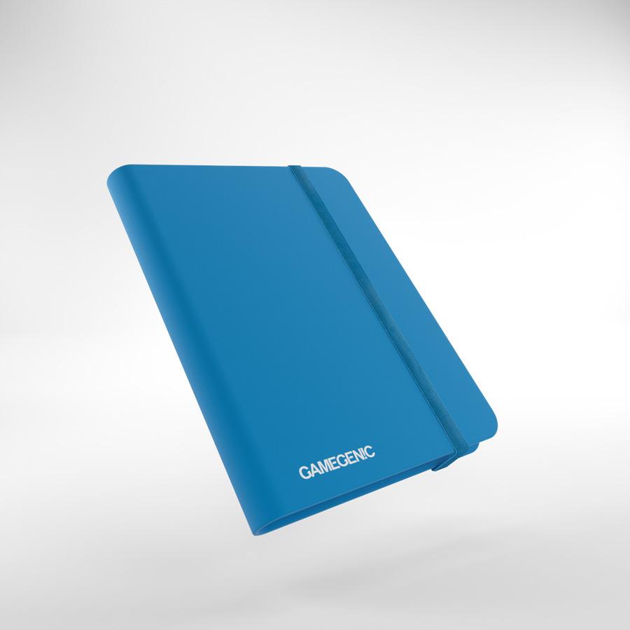 Casual Album: 8-pocket Blue Side-loading