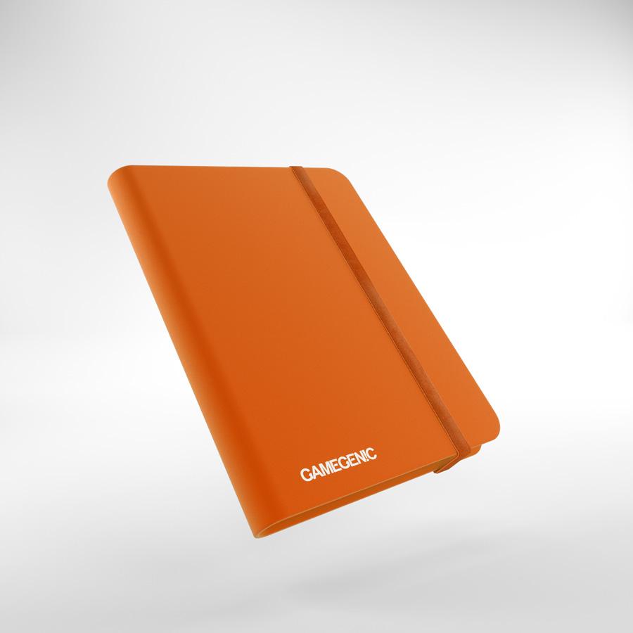 Casual Album: 8-pocket Orange Side-loading