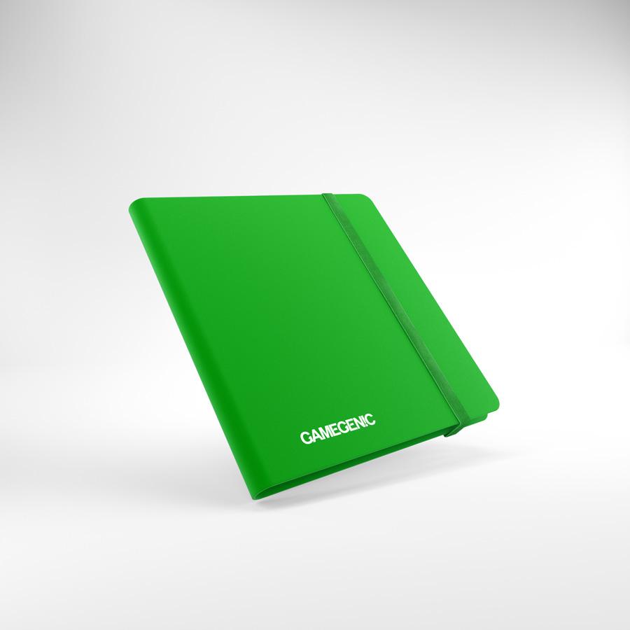 Casual Album: 24-pocket Green Side-loading