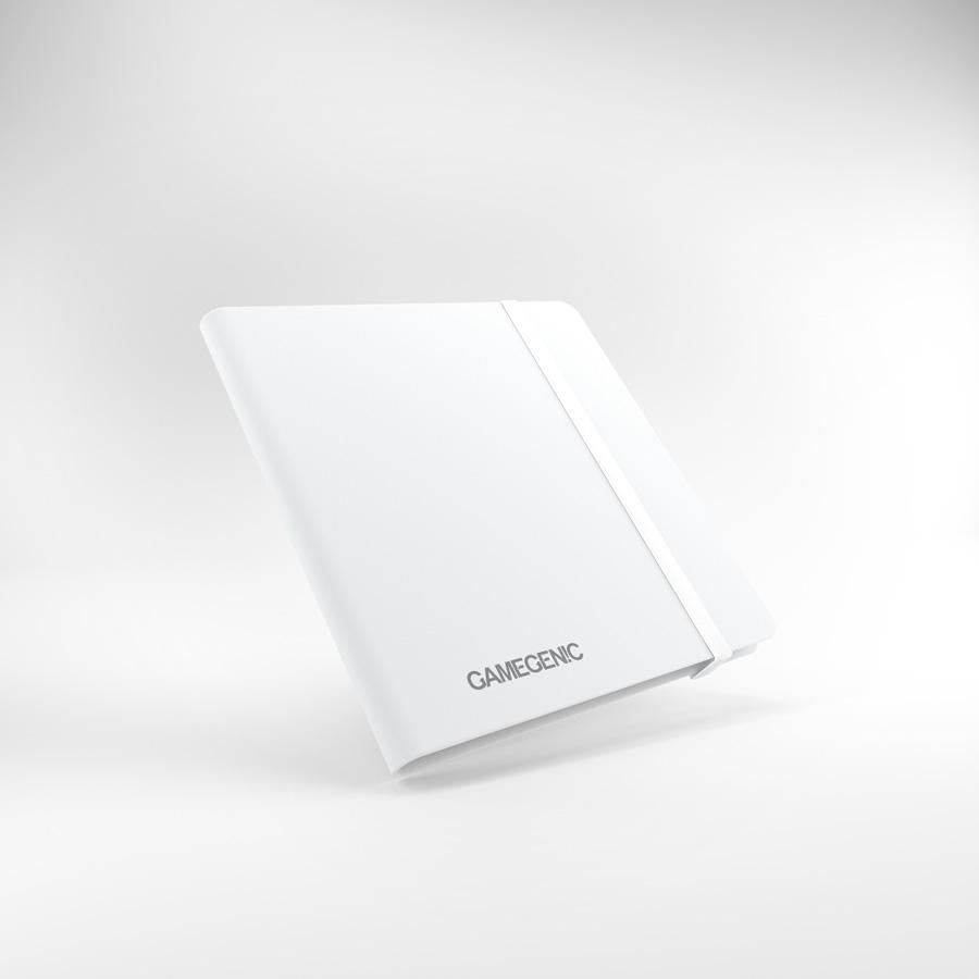 Casual Album: 24-pocket White Side-loading