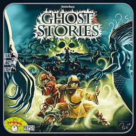 Ghost Stories Box Front