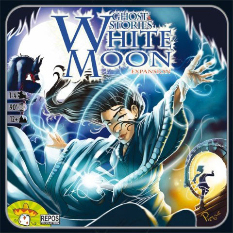 Ghost Stories: White Moon Expansion Box Front
