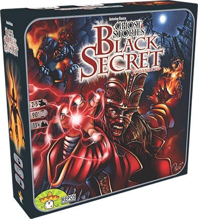Ghost Stories: Black Secret Expansion Box Front