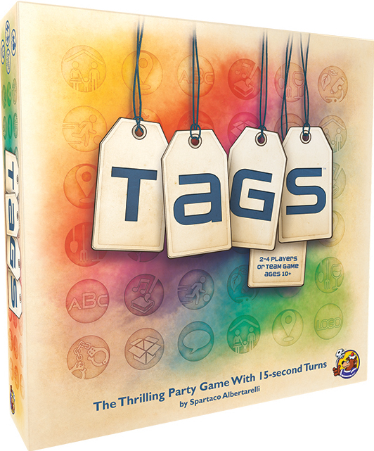 Tags Box Front