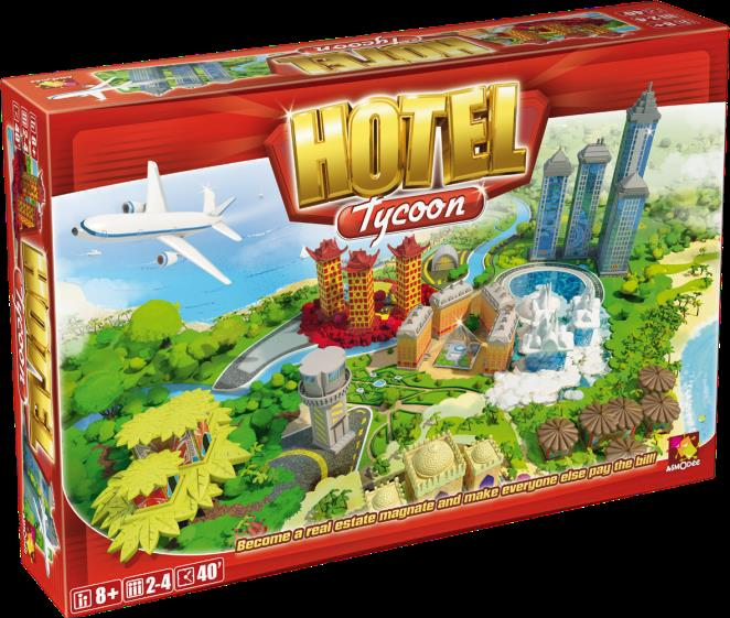 Hotel Tycoon Demo Box Front