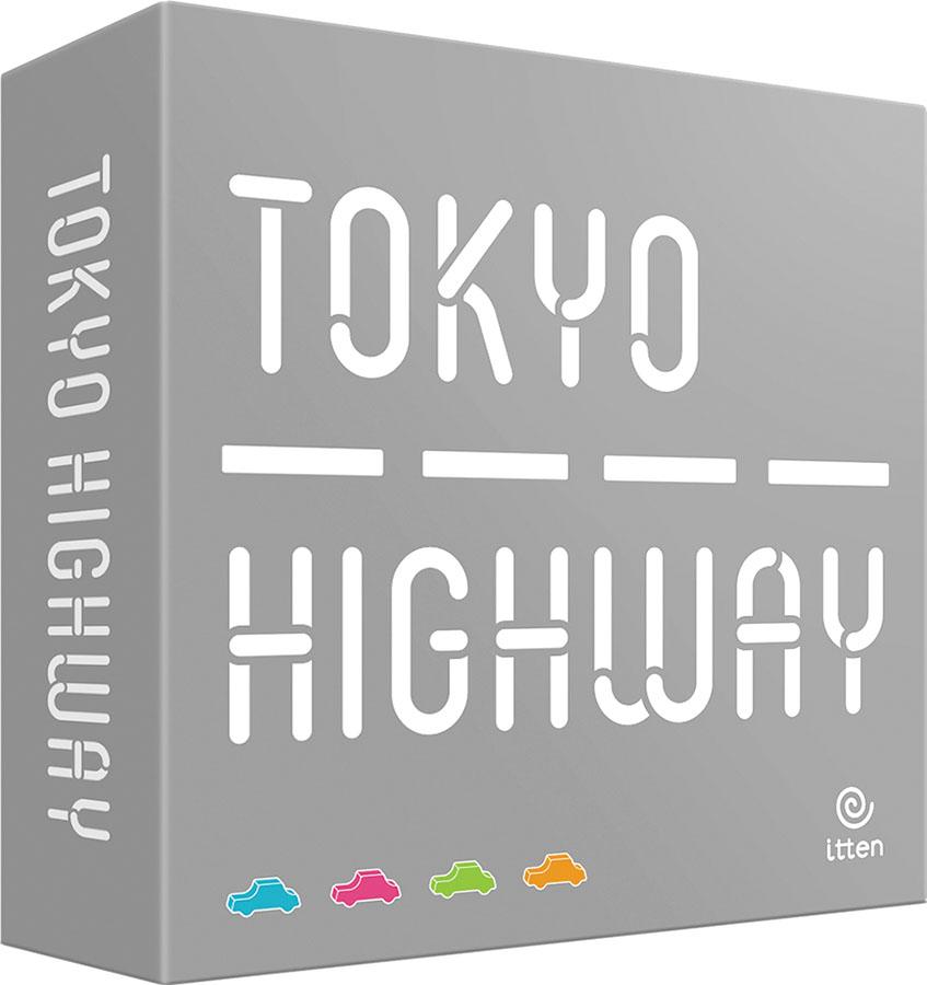 Tokyo Highway Game Box