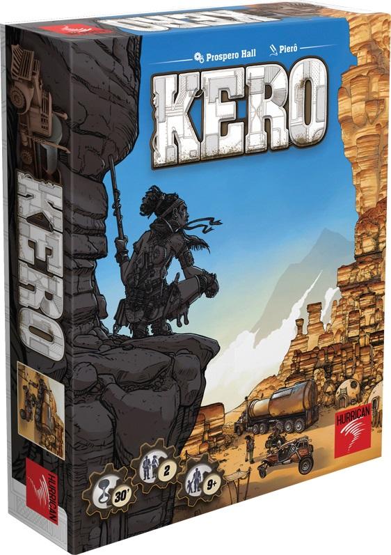 Kero - Demo Copy Game Box