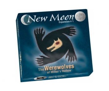 Werewolves Of Miller`s Hollow: New Moon Expansion Box Front
