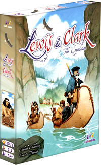 Lewis And Clark: The Expedition Box Front