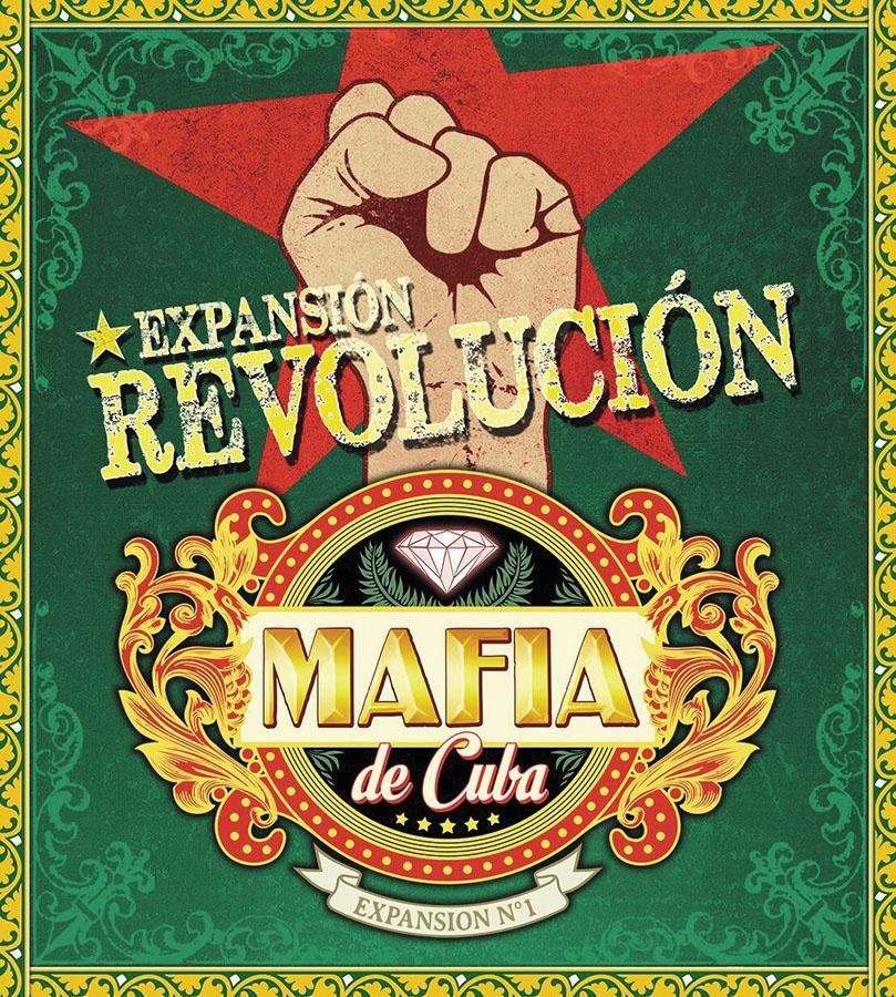 Mafia De Cuba Expansion Box Front