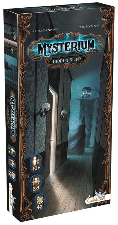 Mysterium: Hidden Signs Expansion Box Front