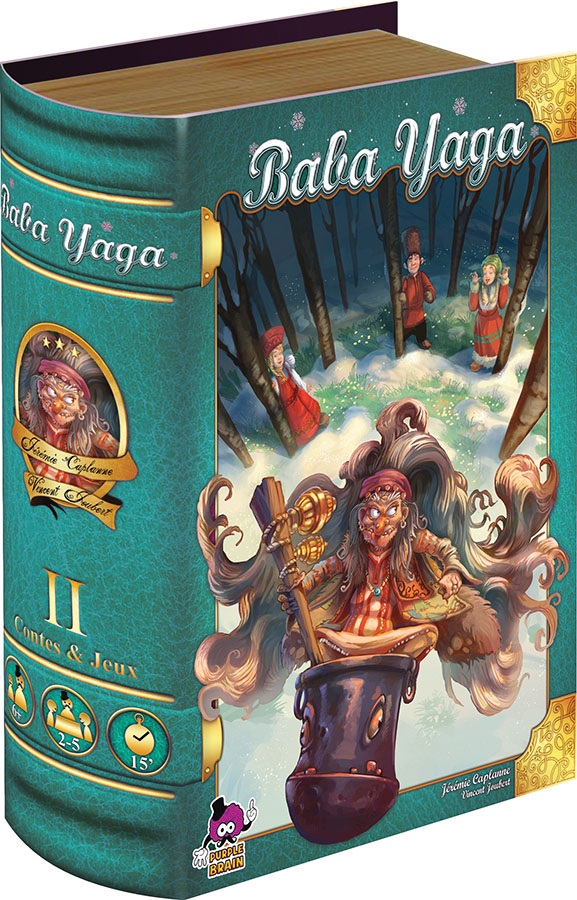 Baba Yaga Game Box