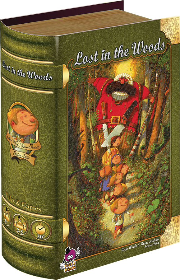 Lost In The Woods Game Box