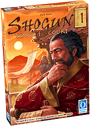 Shogun: Tenno`s Court Expansion Box Front