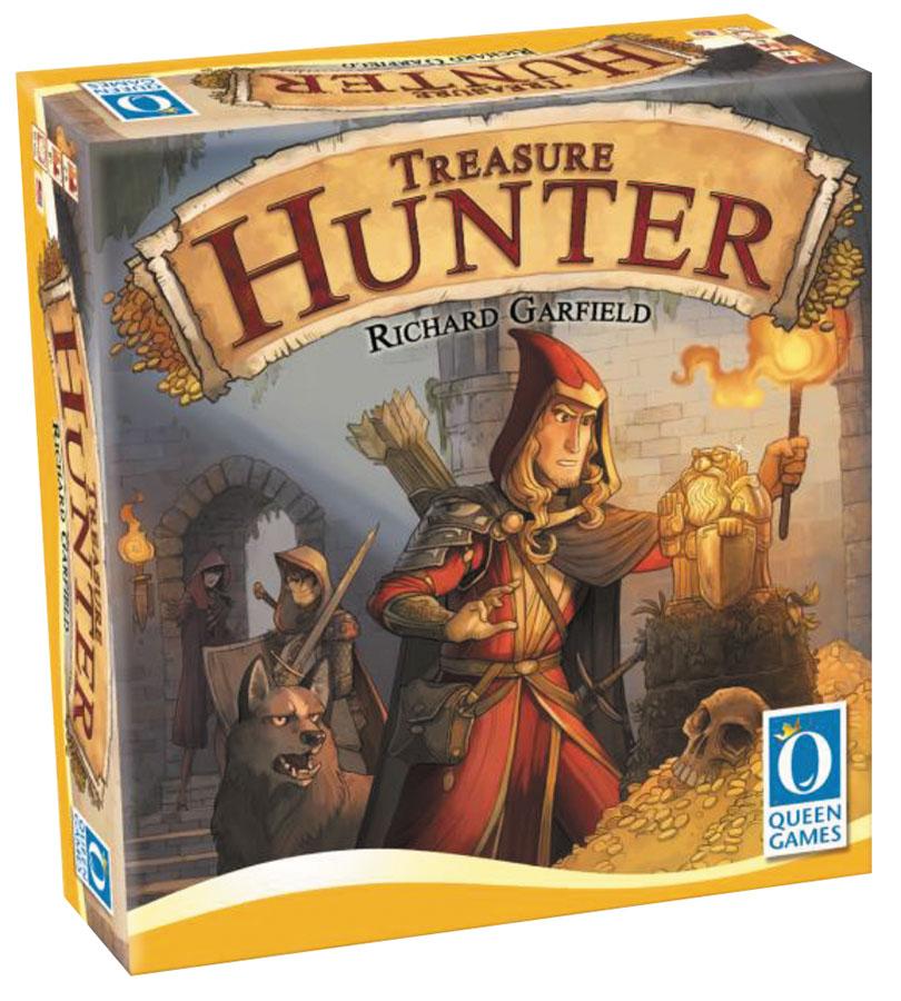 Treasure Hunter Box Front
