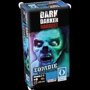 Dark Darker Darkest: Zombie Expansion Box Front