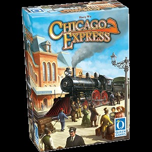 Chicago Express Box Front