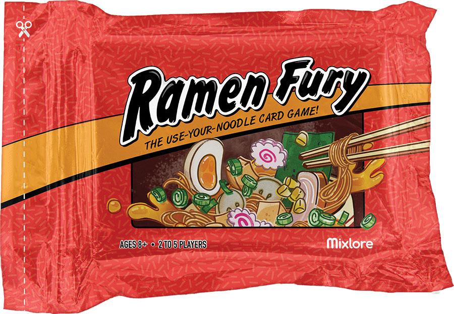 Ramen Fury Game Box