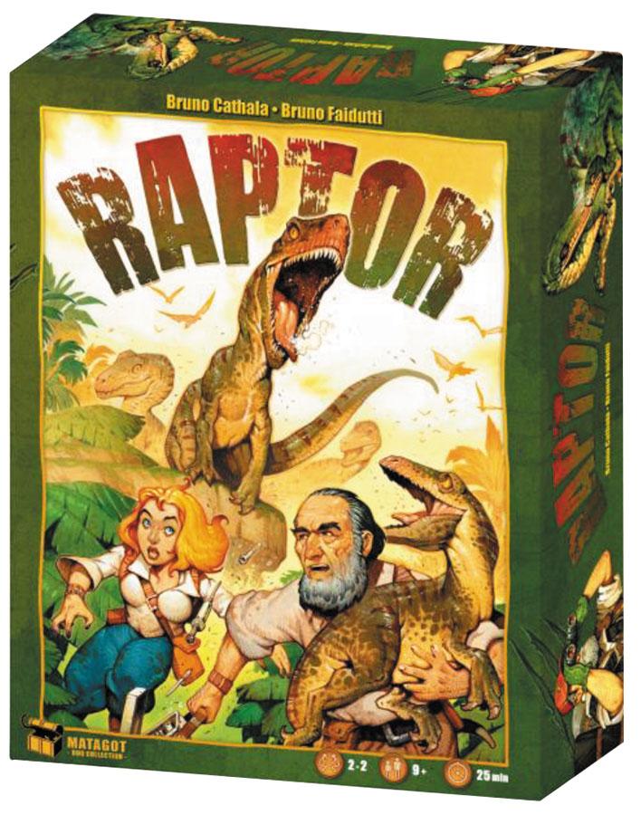Raptor Box Front